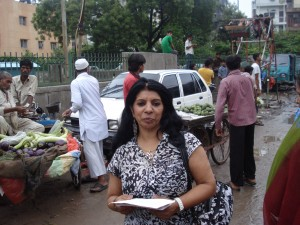 11 Delhi - Hauz Rani  Market
